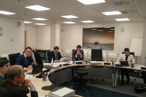 中心专家的工作成果在俄罗斯天然气工业股份公司科学技术委员会审核通过