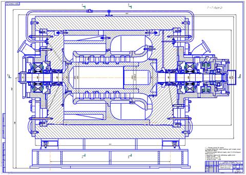天然气总管轴流天然气压缩机项目