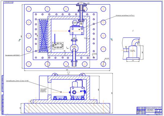 Shtokman油田井口水下位置功率N = 16 MW抽气单元的密封模块