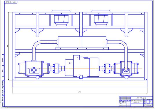 带有旋片式压缩机石油气综合利用压缩装 置