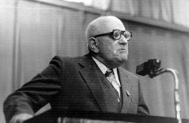 弗伦克尔·马克·伊萨科维奇,KViHT教研 室毕业生和老师,科学家,苏联往复式压 缩机科学学院的创始人。