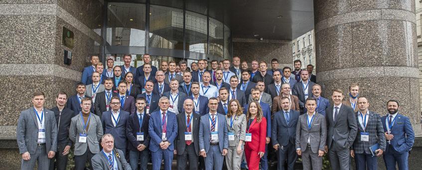 """年度國際工業會議"""" Compressor Technologies 2021""""的參與者"""