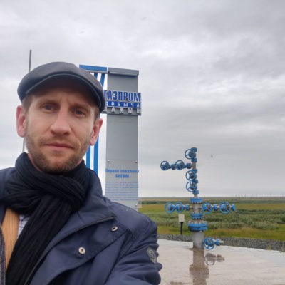 S.V.工作訪問 Kartashov 到 Gazprom Dobycha Nadym LLC 的 Bovanenkovskoye 油氣凝析油田